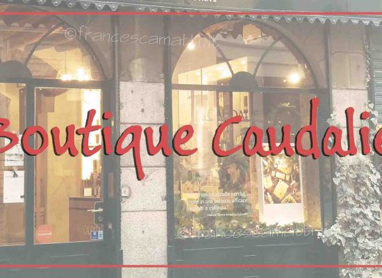 Boutique Caudalie